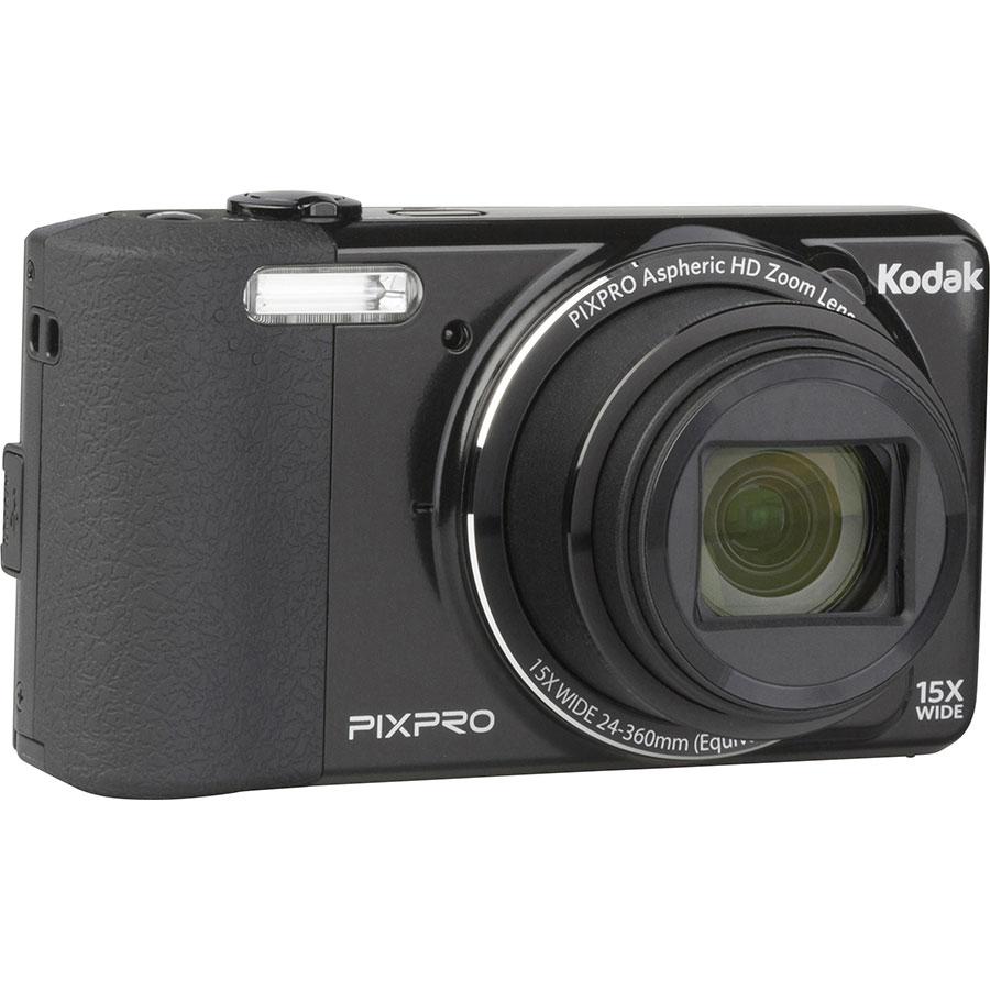Kodak Pixpro FZ151 - Vue de 3/4 vers la droite