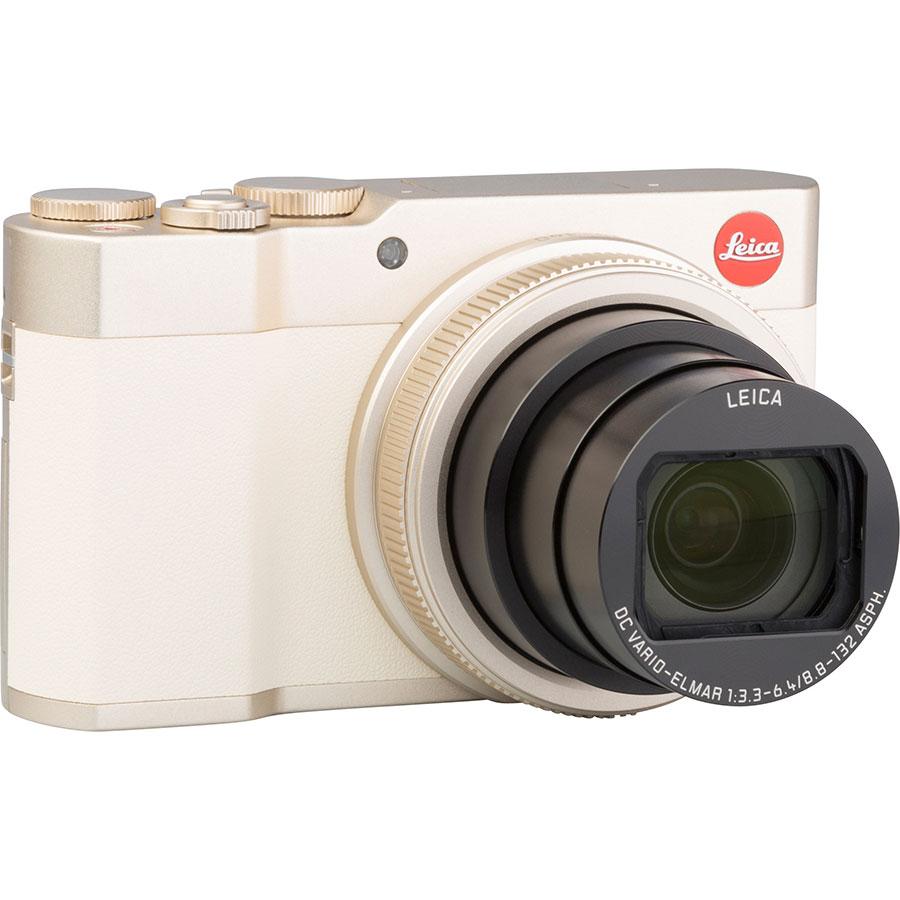 Leica C-Lux - Vue de 3/4 vers la droite
