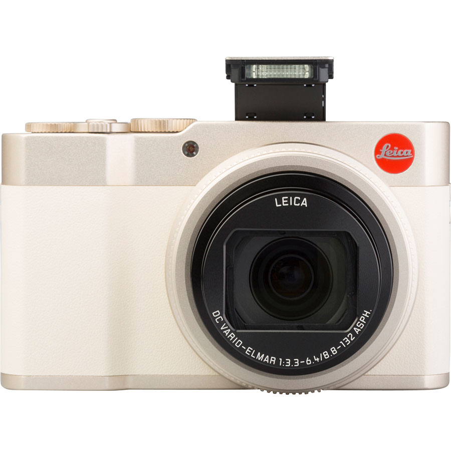 Leica C-Lux - Vue de face