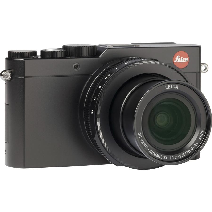 Leica D-Lux (Type 109) - Vue du dessus