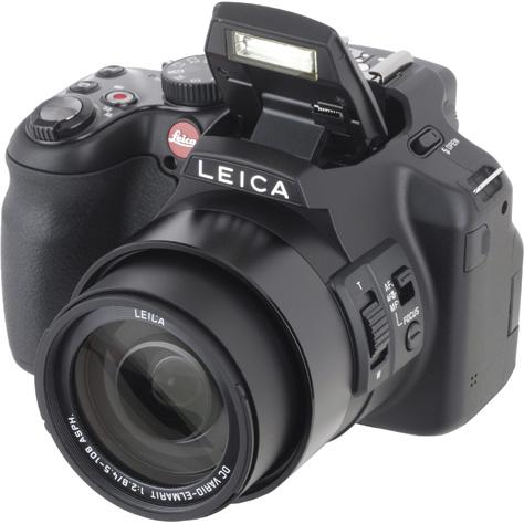 Leica V-Lux 4 - Vue principale