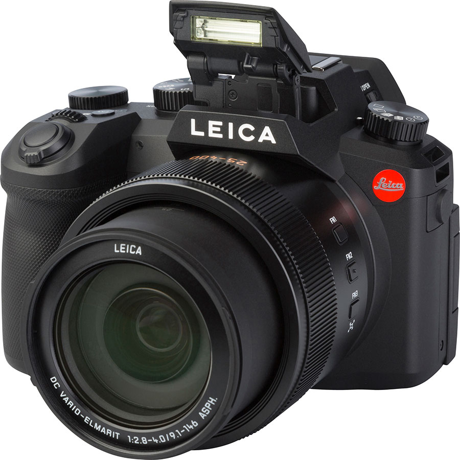 Leica V-Lux 5 - Vue principale