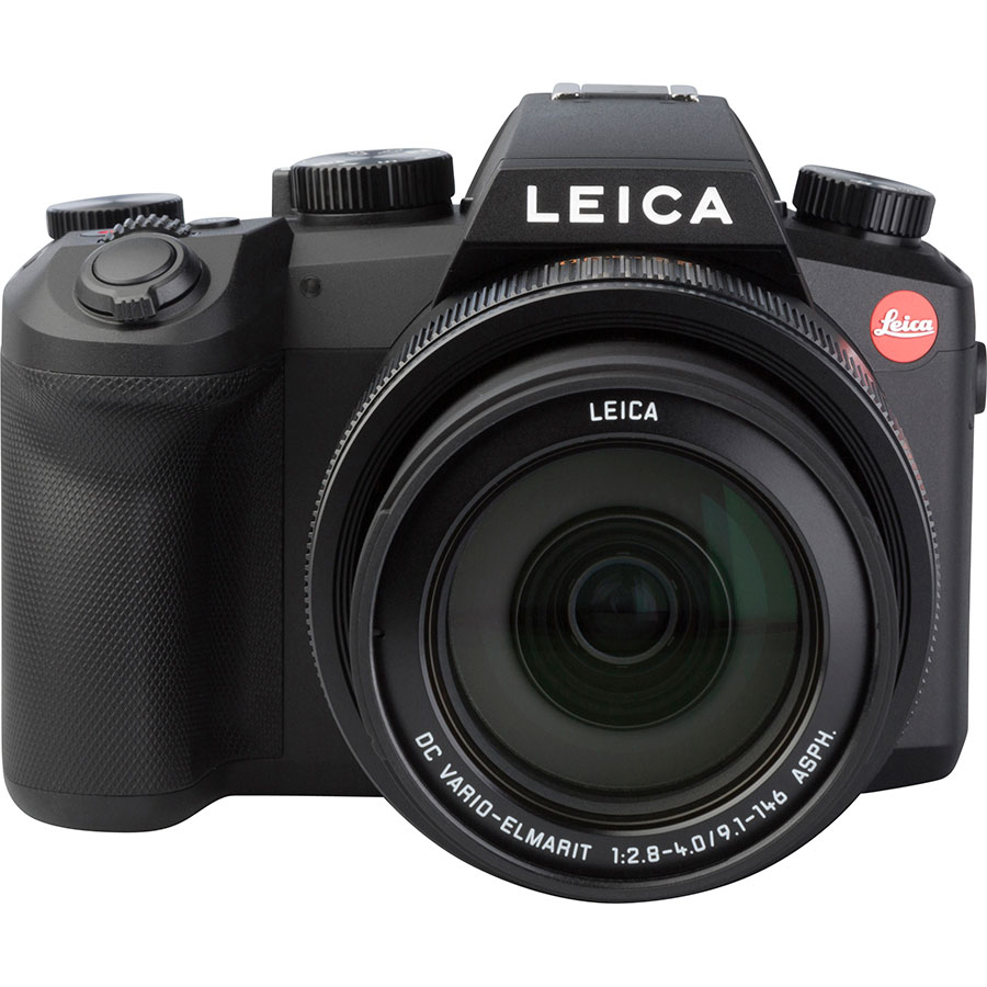 Leica V-Lux 5 - Autre vue de face