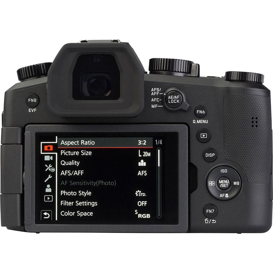 Leica V-Lux 5 - Vue de dos