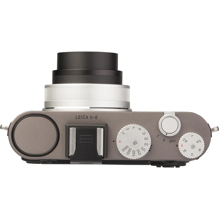 Leica X-E (Type 102) - Vue du dessus
