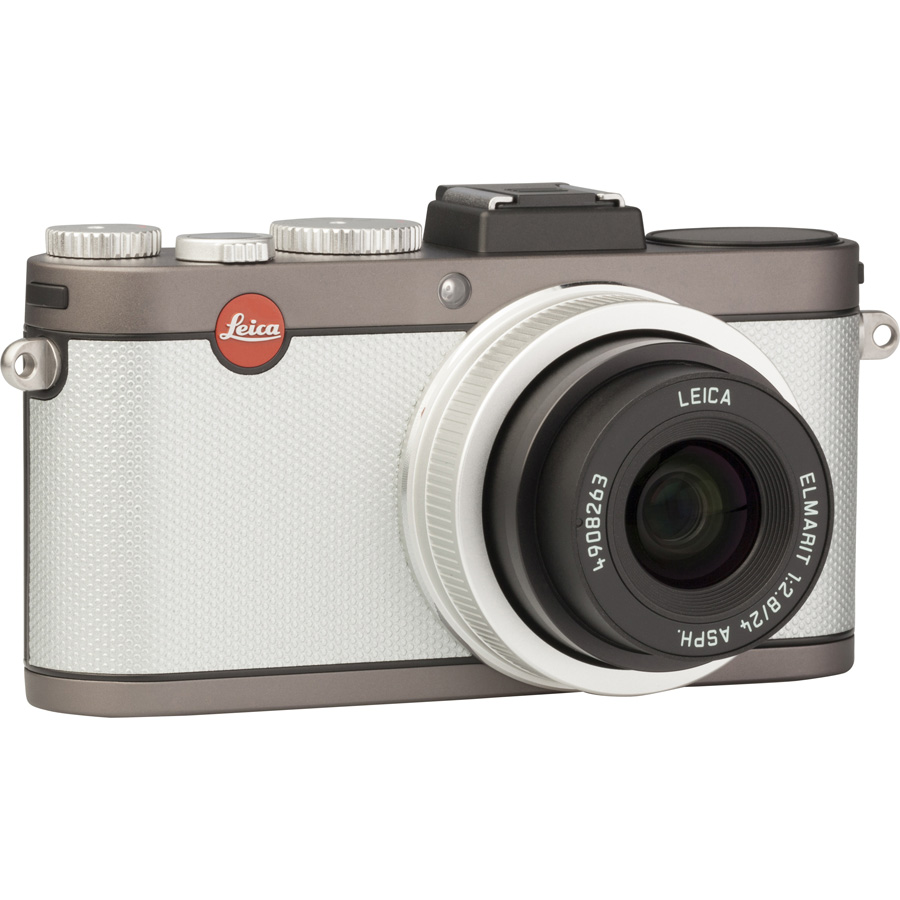 Leica X-E (Type 102) - Vue de dos