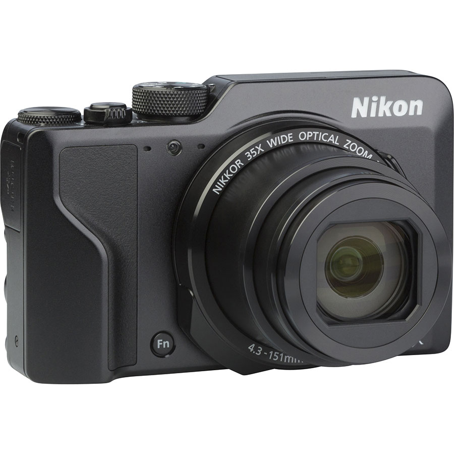 Nikon Coolpix A1000 - Vue de 3/4 vers la droite