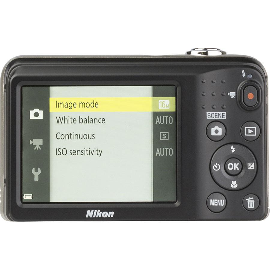 Nikon Coolpix A10 - Vue de 3/4 vers la droite