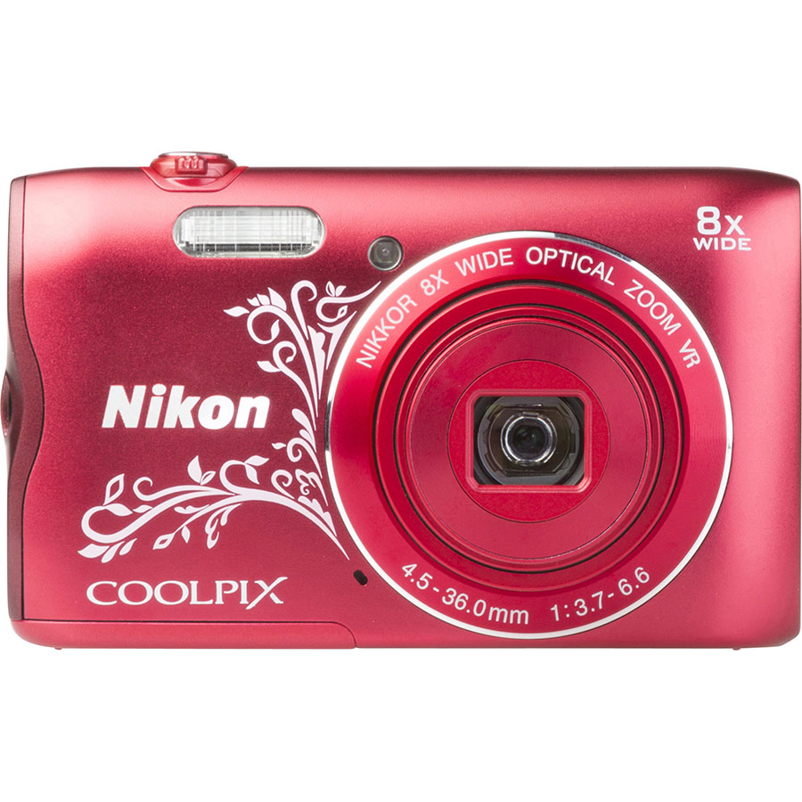 Nikon Coolpix A300 - Vue de face