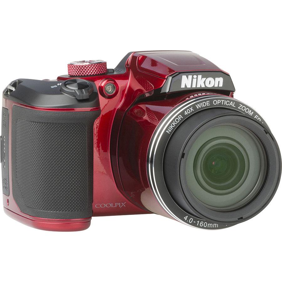 Nikon Coolpix B500 - Vue de 3/4 vers la droite