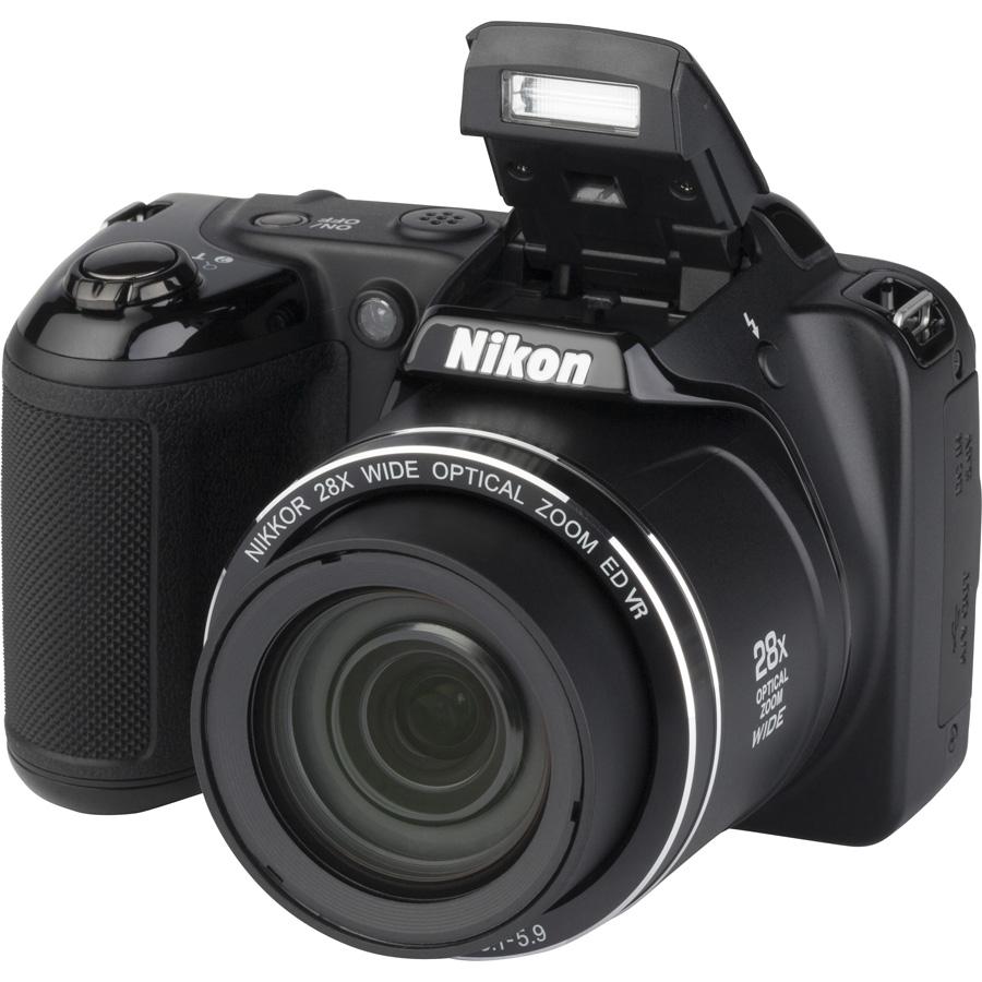 Nikon Coolpix L340 - Vue principale