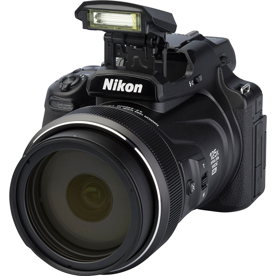 Nikon Coolpix P1000 - Vue principale