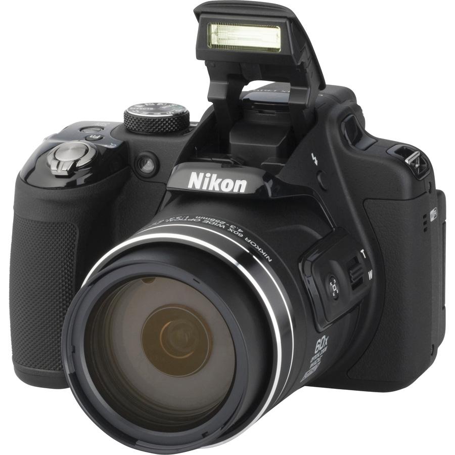 Nikon Coolpix P610 - Vue principale