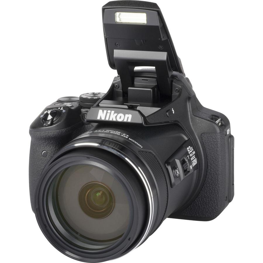 Nikon Coolpix P900 - Vue principale
