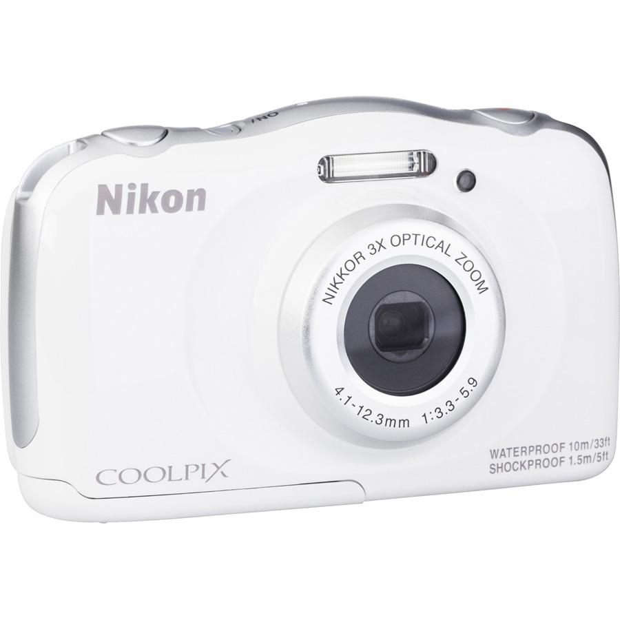 Nikon Coolpix S33 - Vue de 3/4 vers la droite