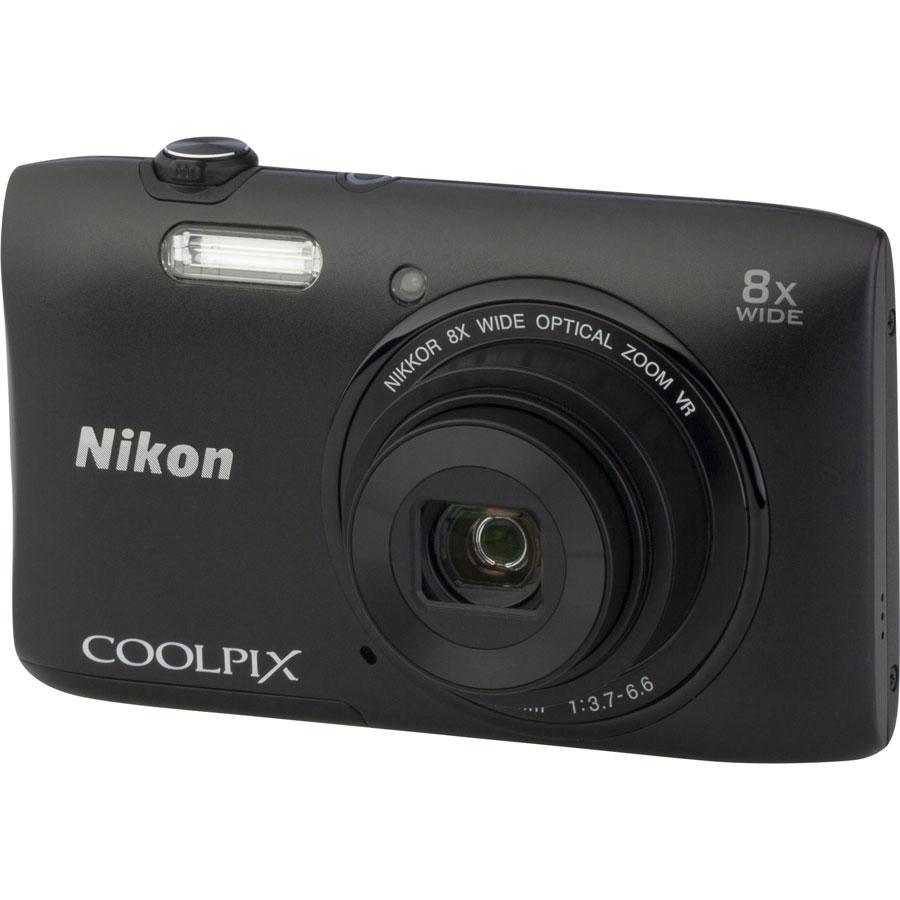 Test Nikon Coolpix S3600 - Appareil photo