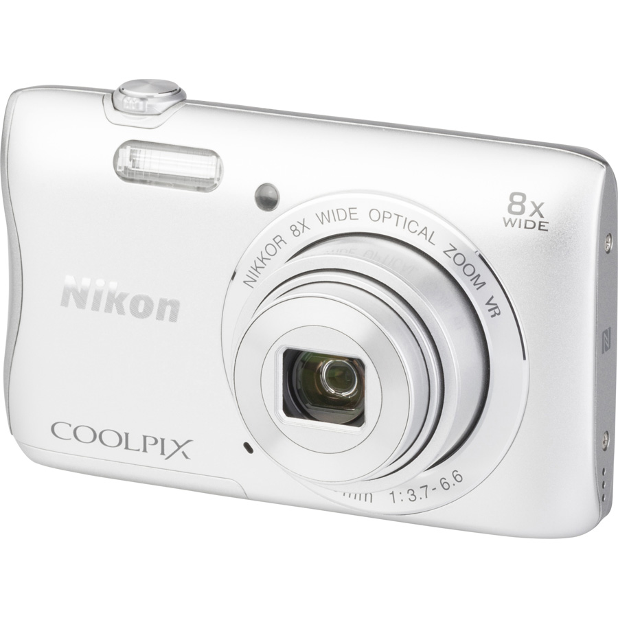 Nikon Coolpix S3700 - Vue principale