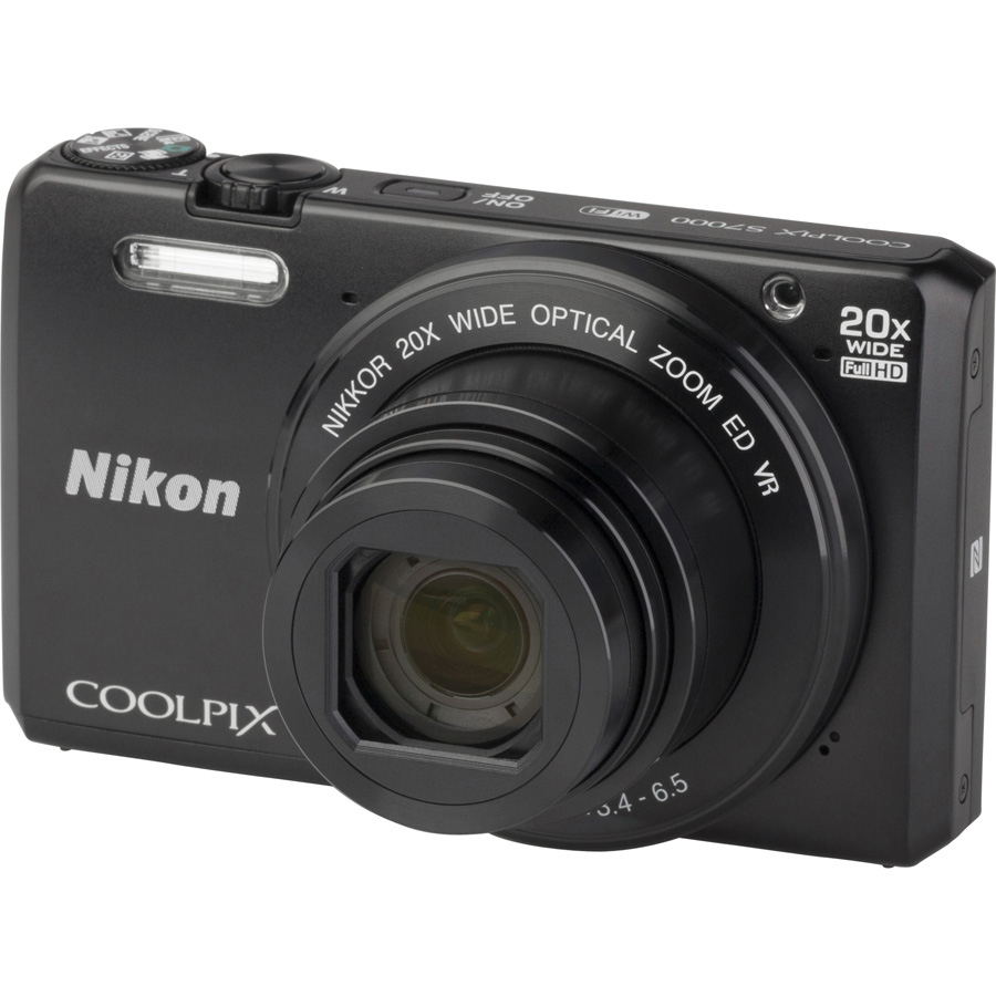 Nikon Coolpix S7000 - Vue principale