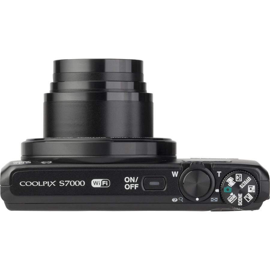Nikon Coolpix S7000 - Vue de dos