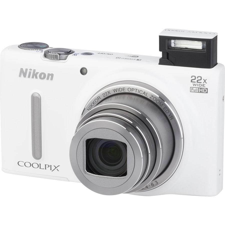 Nikon Coolpix S9600 - Vue principale