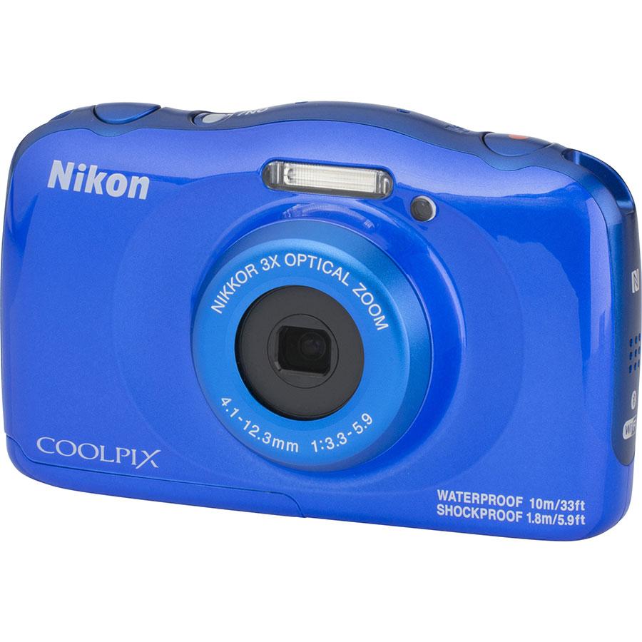 Nikon Coolpix W100 - Vue principale
