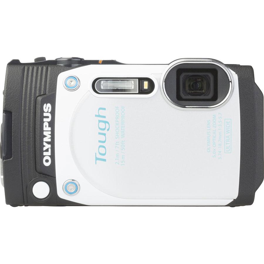 Olympus Stylus Tough TG-870 - Vue de dos