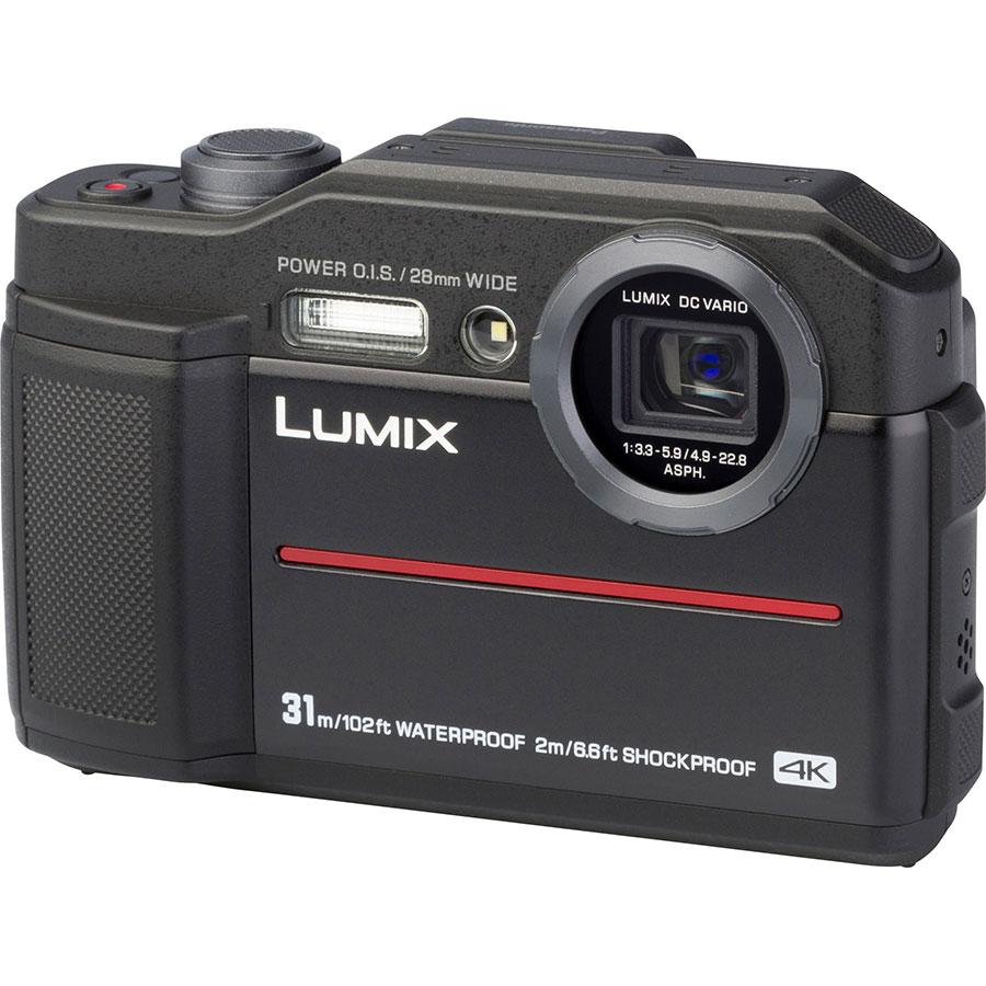 Panasonic Lumix DC-FT7 - Vue principale