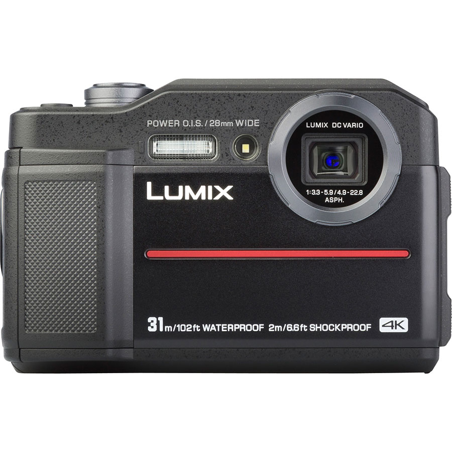 Panasonic Lumix DC-FT7 - Vue de face