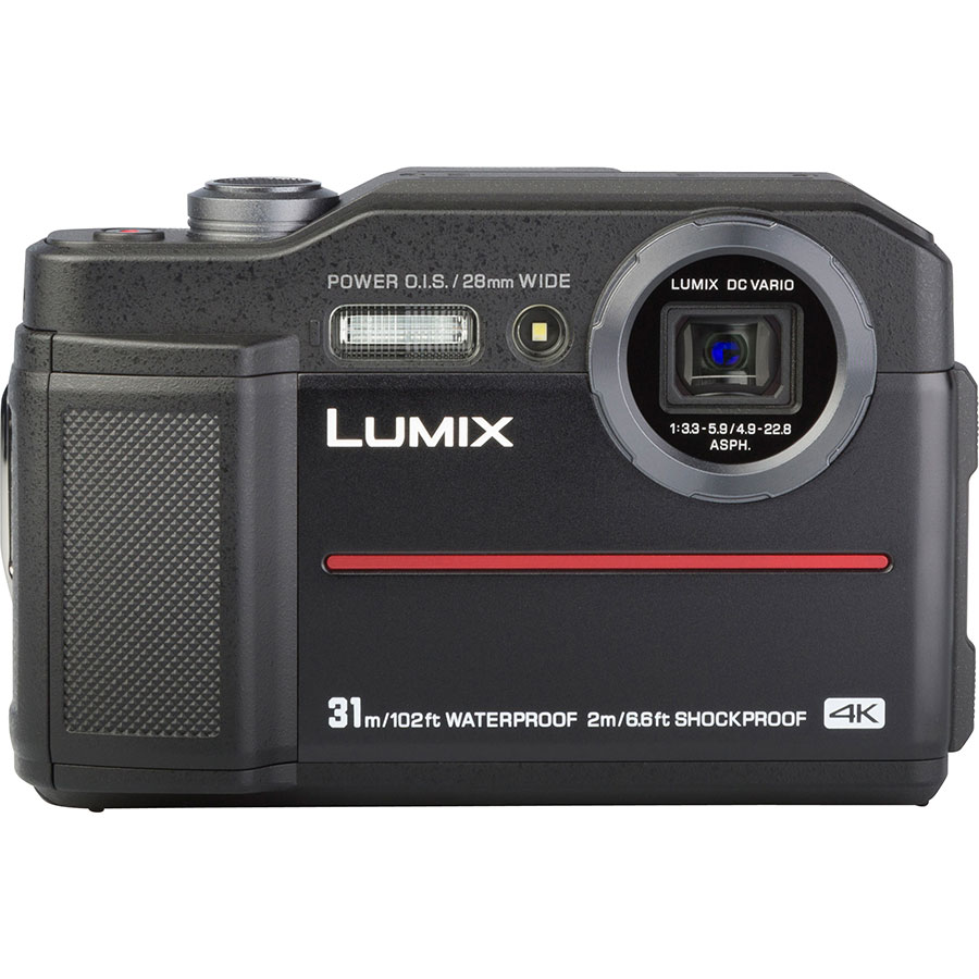 Panasonic Lumix DC-FT7 - Autre vue de face