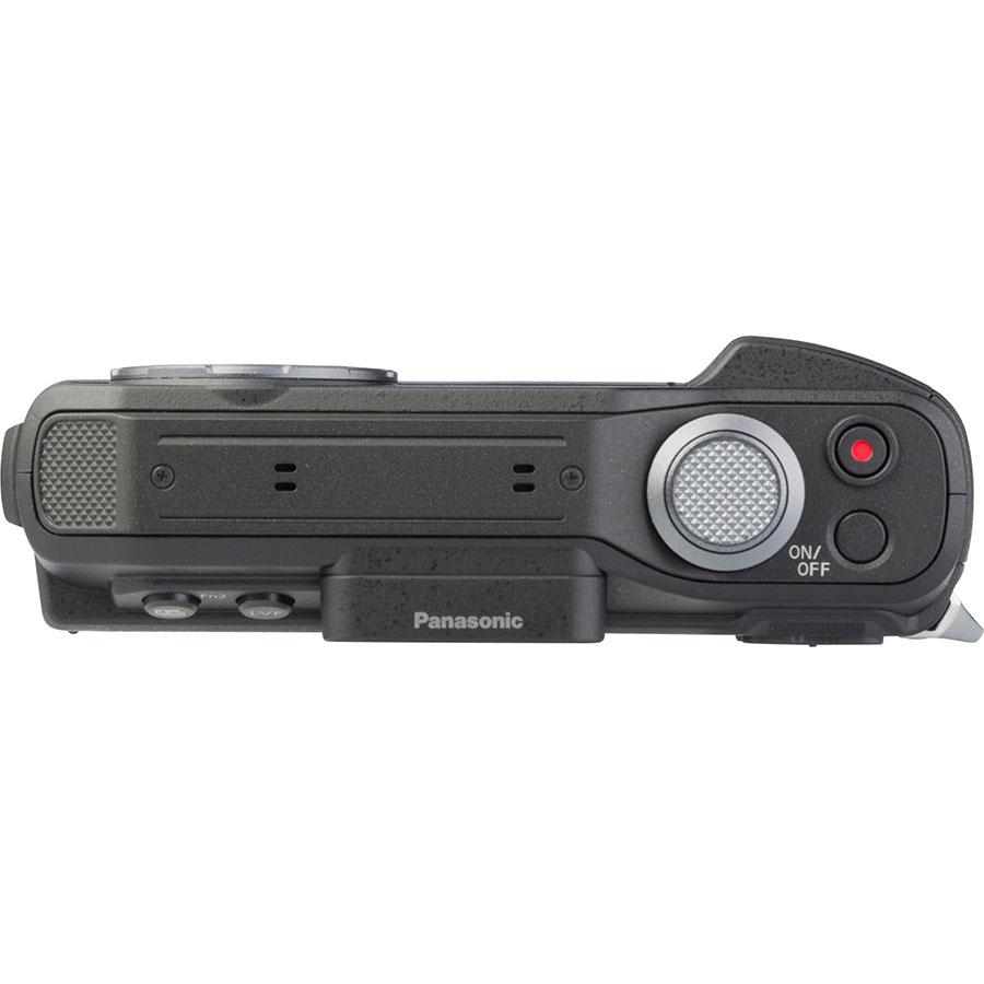Panasonic Lumix DC-FT7 - Vue du dessus