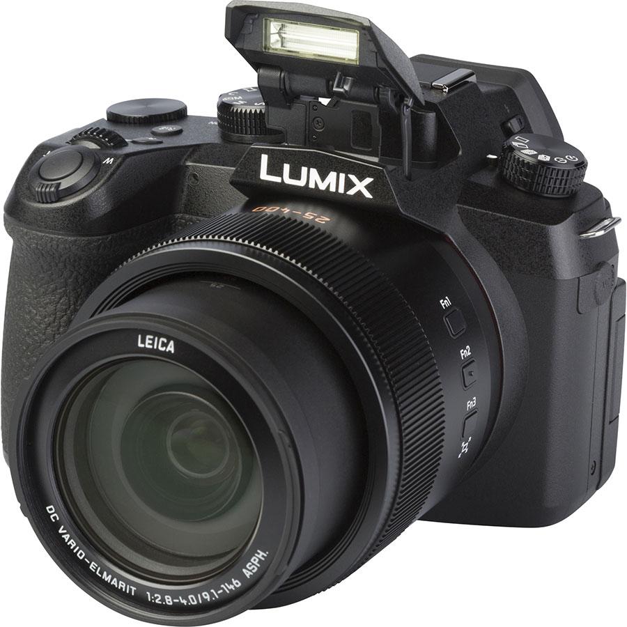 Panasonic Lumix DC-FZ1000 II - Vue principale
