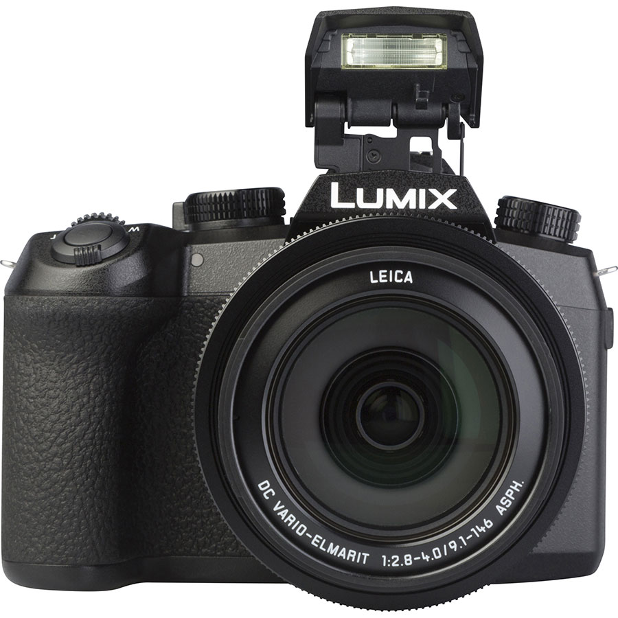 Panasonic Lumix DC-FZ1000 II - Vue de face