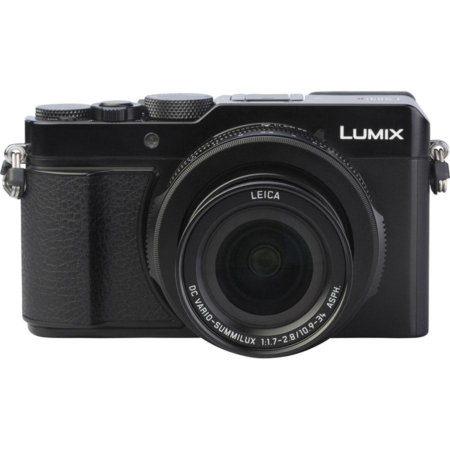 Panasonic Lumix DC-LX100 II - Autre vue de face