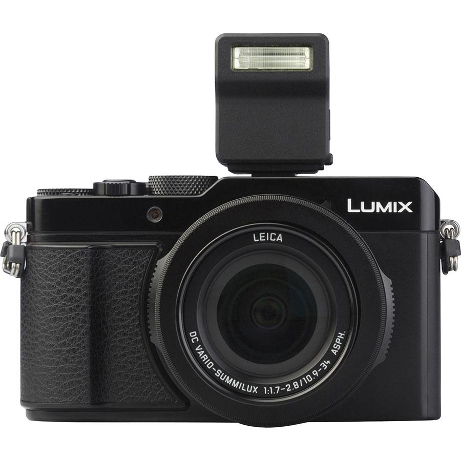 Panasonic Lumix DC-LX100 II - Vue de face