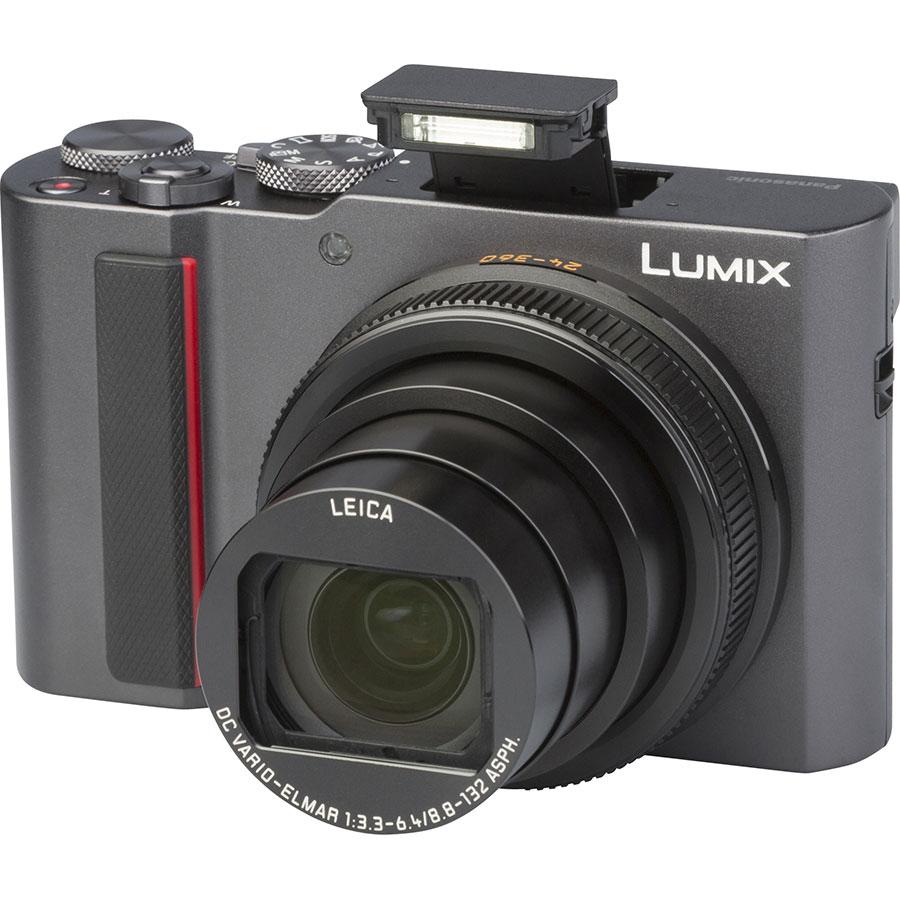 Panasonic Lumix DC-TZ200 - Vue principale