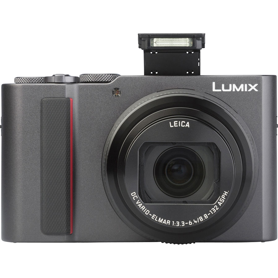 Panasonic Lumix DC-TZ200 - Vue de face