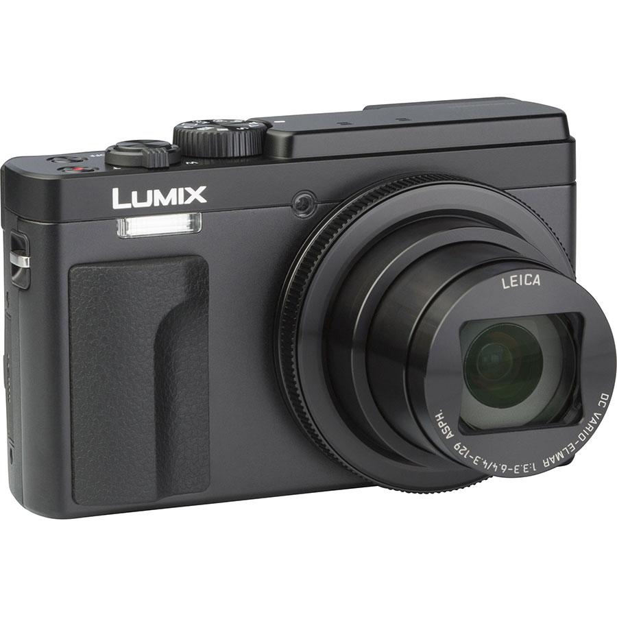Panasonic Lumix DC-TZ95 - Vue de 3/4 vers la droite