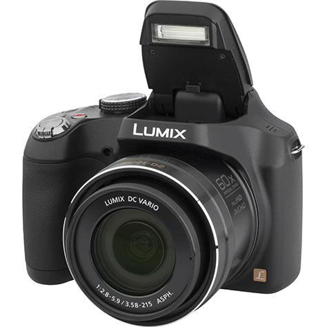 Panasonic Lumix DMC-FZ72 - Vue principale