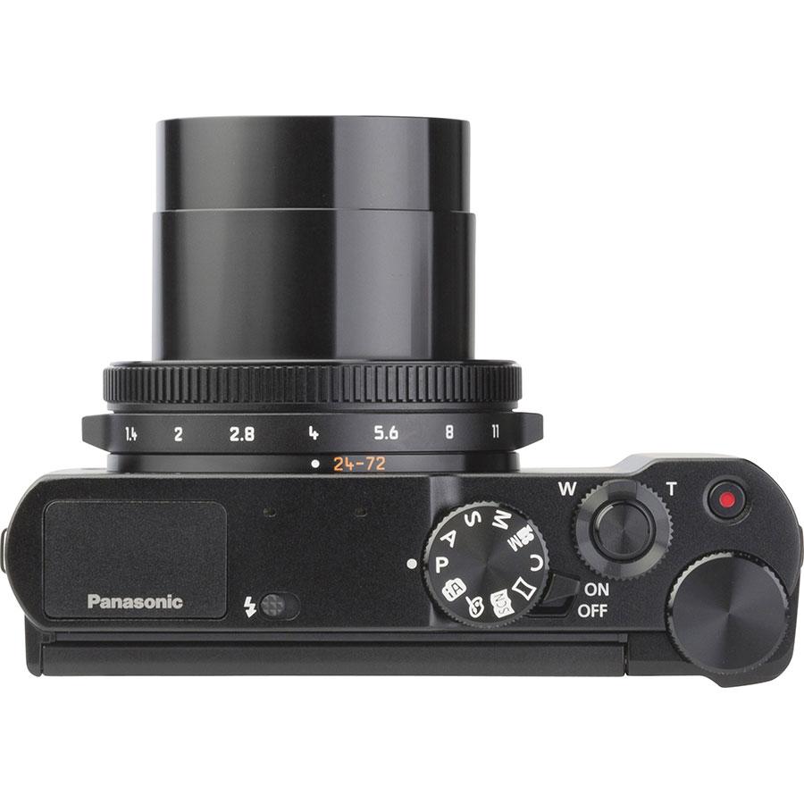 Panasonic Lumix DMC-LX15 - Vue de dos