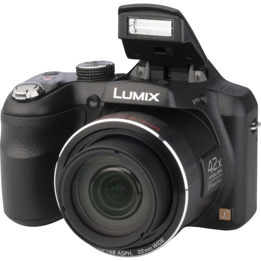 Panasonic Lumix DMC-LZ40 - Vue principale