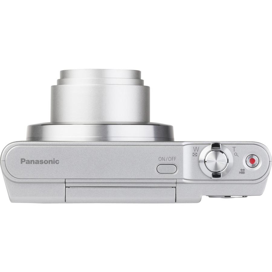 Panasonic Lumix DMC-SZ10 - Vue du dessus