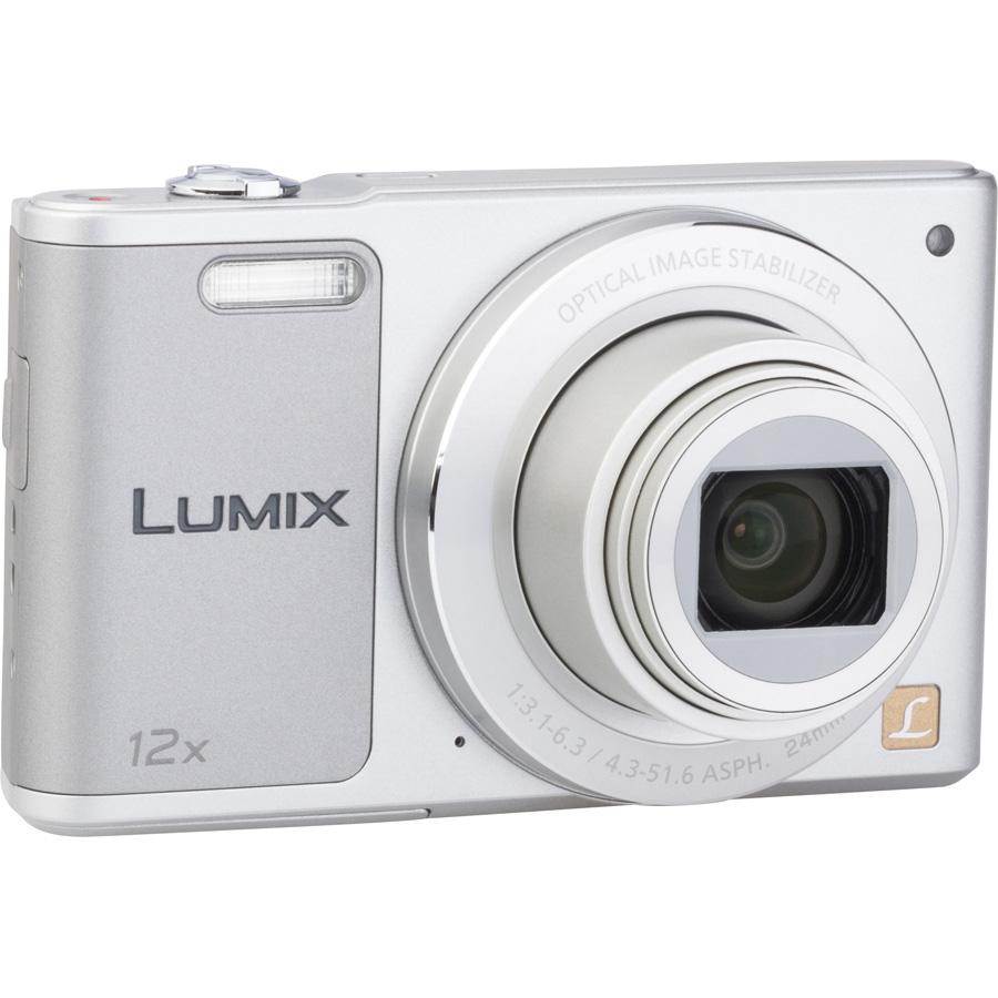 Panasonic Lumix DMC-SZ10 - Vue de 3/4 vers la droite