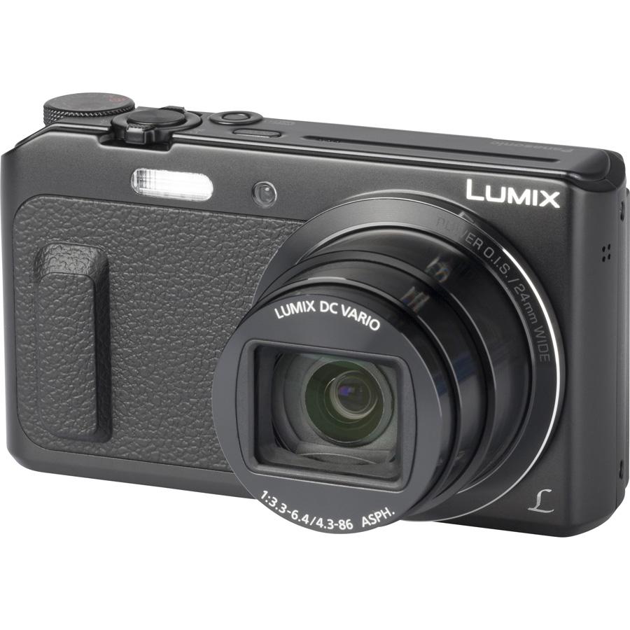 Panasonic Lumix DMC-TZ57 - Vue principale