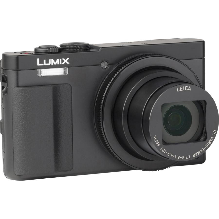 Panasonic Lumix DMC-TZ70 - Vue de 3/4 vers la droite