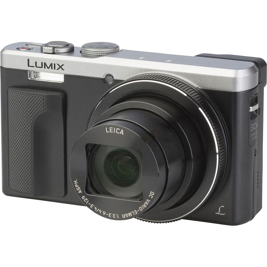 Panasonic Lumix DMC-TZ80 - Vue principale