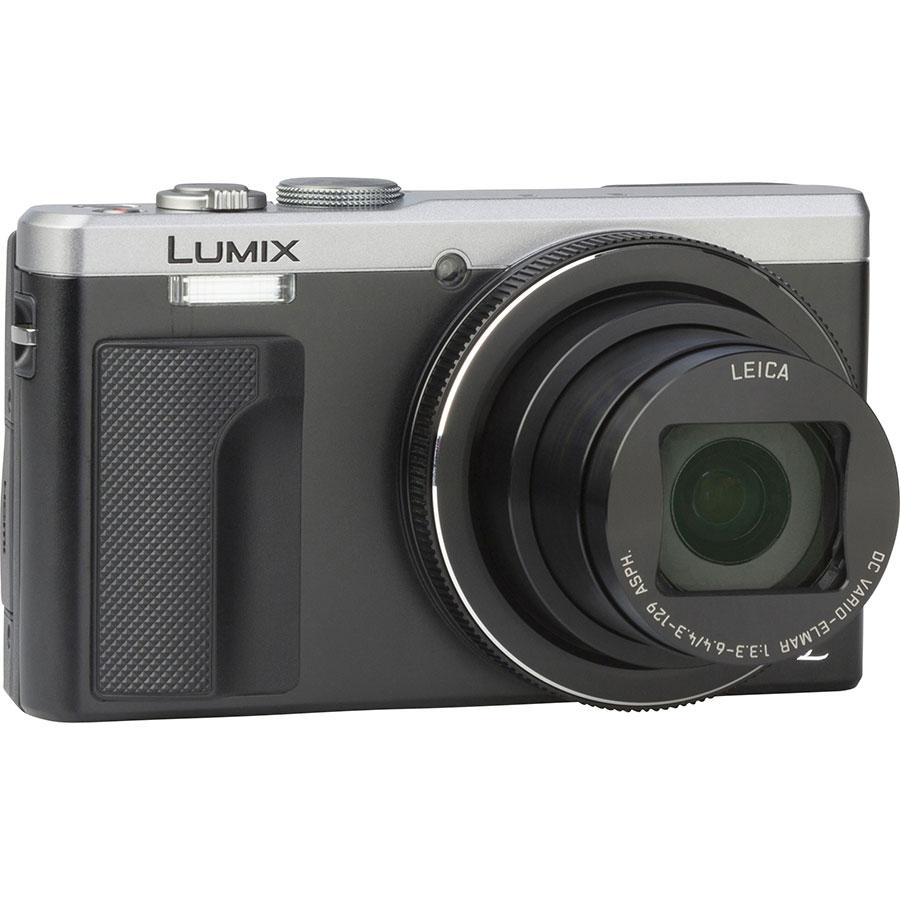 Panasonic Lumix DMC-TZ80 - Vue de 3/4 vers la droite