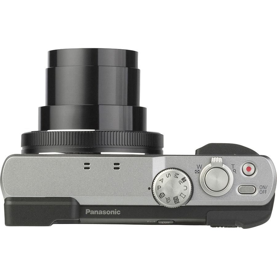 Panasonic Lumix DMC-TZ80 - Vue du dessus