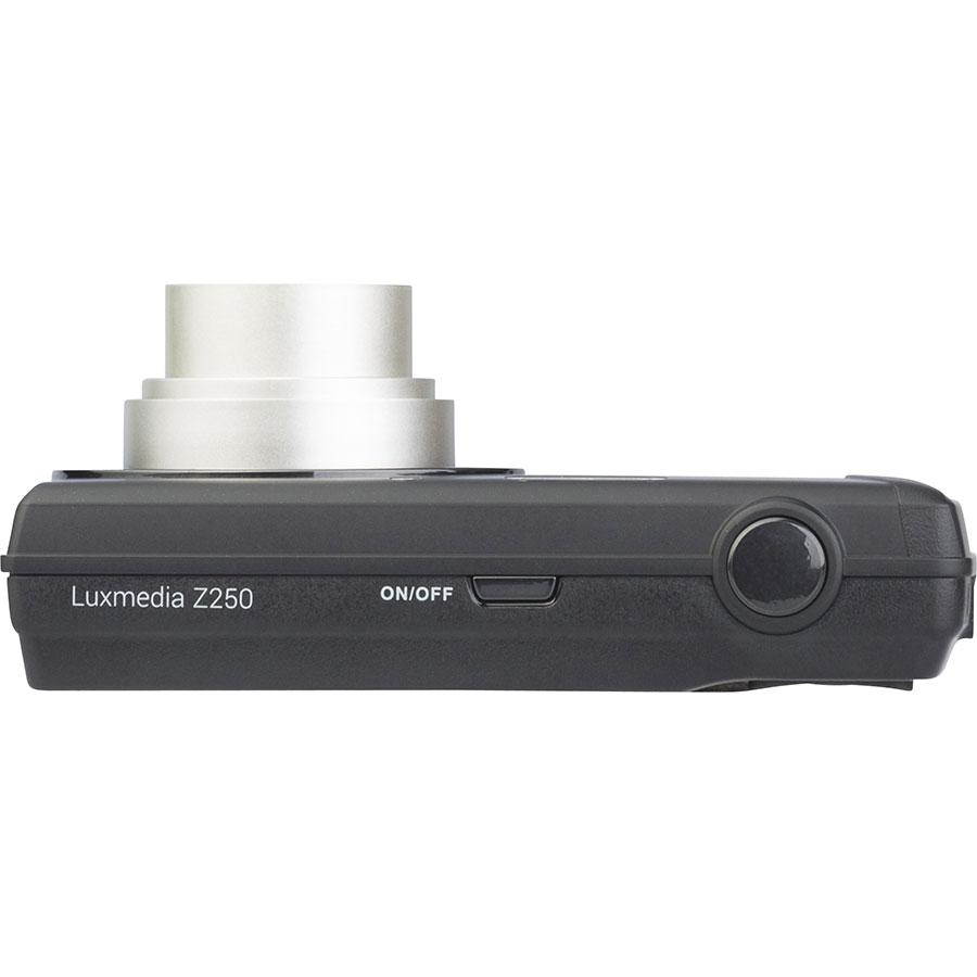 Praktica Luxmedia Z250 - Vue du dessus