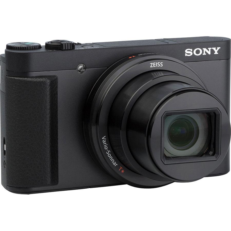 Sony Cyber-Shot DSC-HX95 - Vue de 3/4 vers la droite