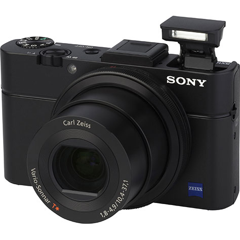 Sony Cyber-Shot DSC-RX100M2 - Vue principale